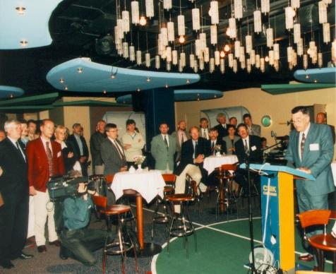 openingsfeest GERRIT 25 jaar geleden 1996