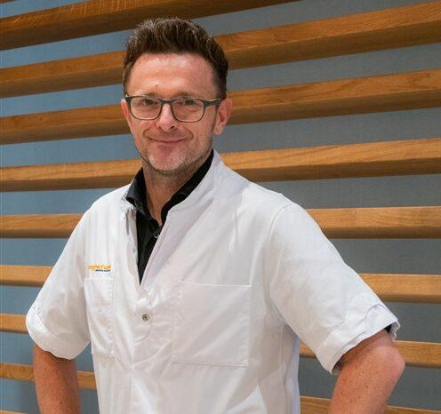 Gynaecoloog Gerco Jansen